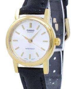 カシオ アナログ クオーツ 7 a LTP-1095Q LTP1095Q-7 a レディース腕時計