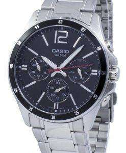 カシオ Enticer アナログ クオーツ MTP 1374 D 1AV MTP1374D-1AV メンズ腕時計