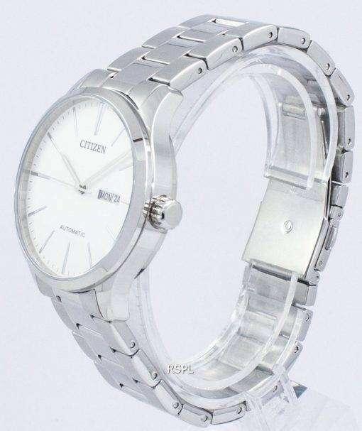 シチズン アナログ自動 NH8350 83A メンズ腕時計