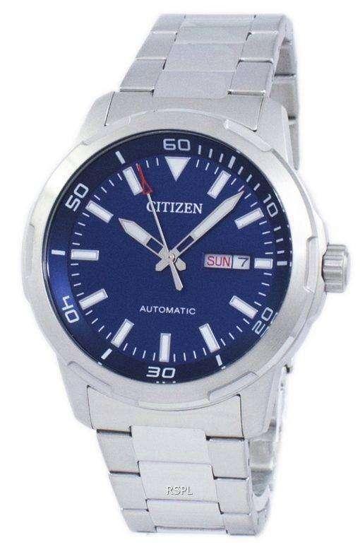 シチズン アナログ自動 NH8370-86 L メンズ腕時計
