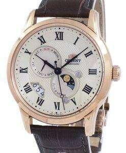 オリエント自動太陽と月の SAK00001Y0 メンズ腕時計