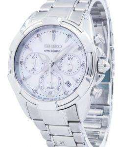 セイコー クロノグラフ クォーツ SRW807 SRW807P1 SRW807P レディース腕時計