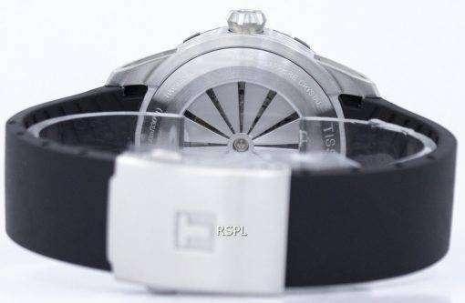 ティソ T-ナビゲーター自動 T062.430.17.057.00 T0624301705700 メンズ腕時計