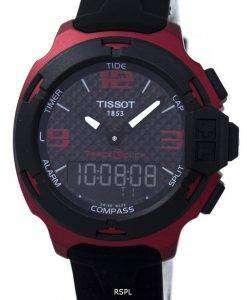 ティソ T シャツレース タッチ アルミニウム パーペチュアル カレンダー T081.420.97.207.00 T0814209720700 メンズ腕時計