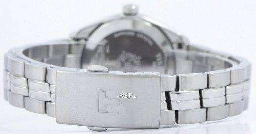 ティソ T-古典的な PR 100 チタン水晶 T101.210.44.061.00 T1012104406100 レディース腕時計