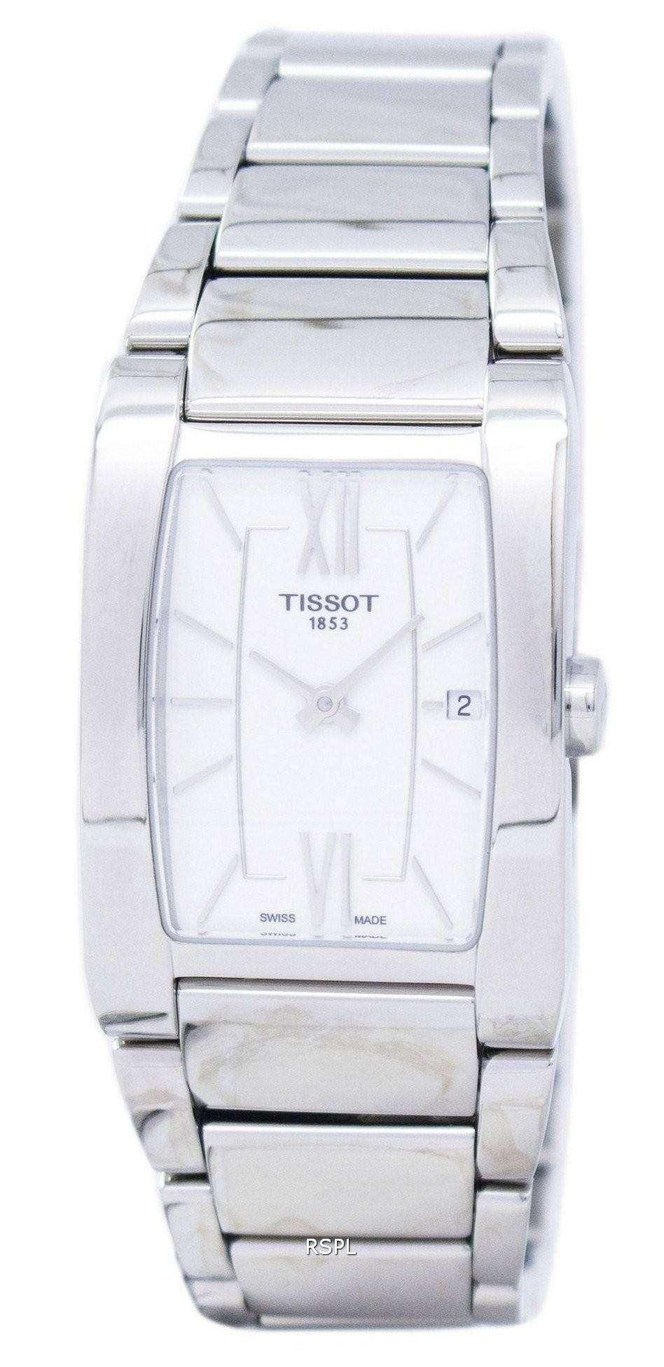 ティソ Generosi T 石英 T105.309.11.018.00 T1053091101800 レディース腕時計