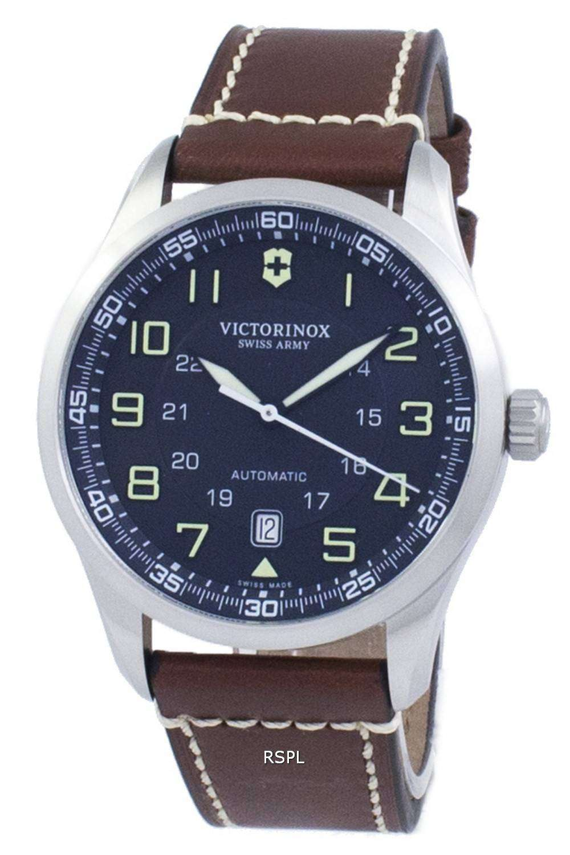 Airboss ビクトリノックス スイスアーミー自動 241507 男性用の腕時計