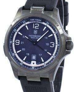ビクトリノックス スイスアーミー ナイト ビジョン GMT クォーツ 241596 メンズ腕時計