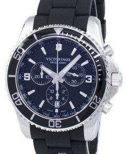 ビクトリノックス マーベリック スイスアーミー クロノグラフ タキメーター石英 241696 メンズ腕時計