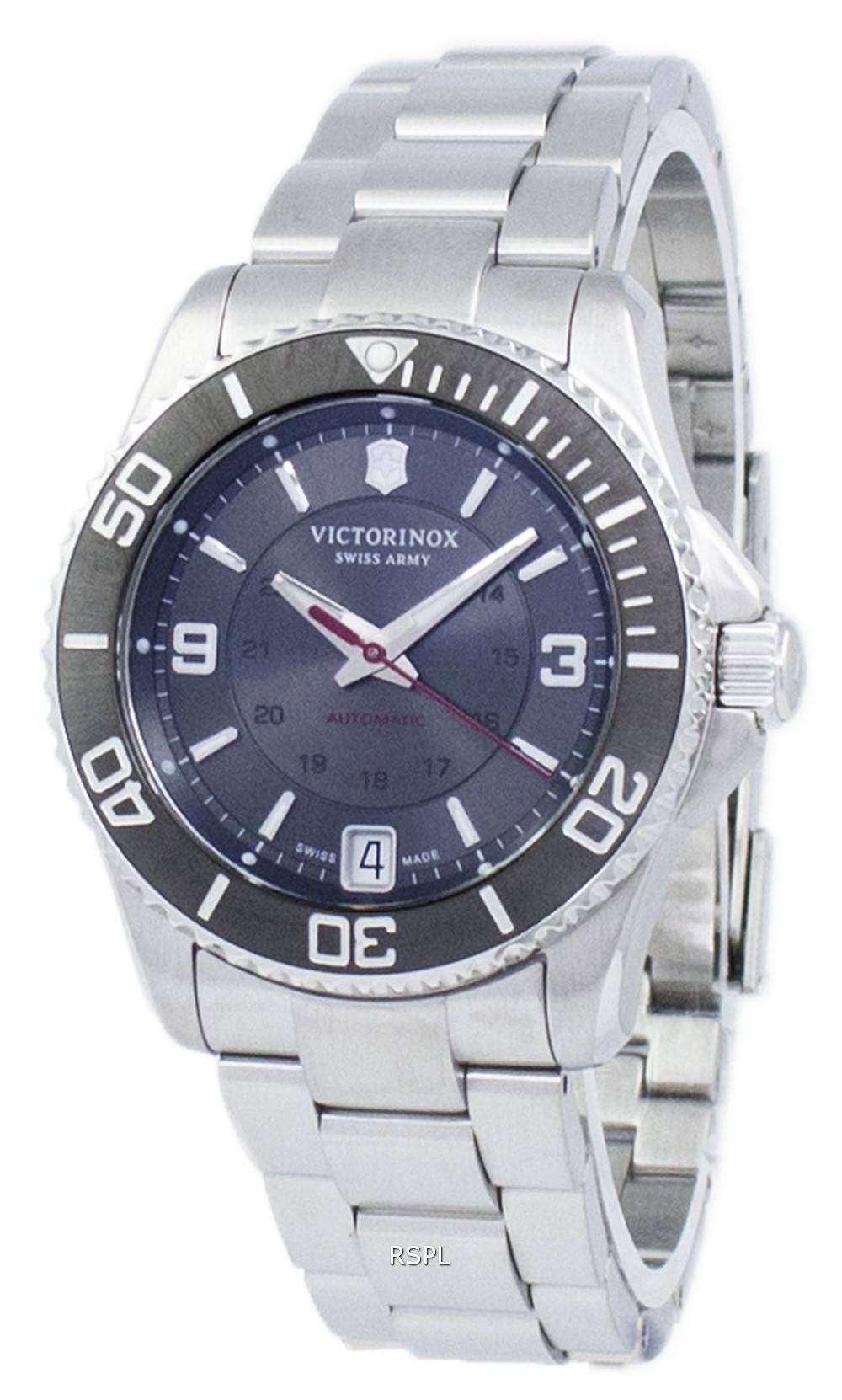 ビクトリノックス マーベリック スイスアーミー自動 241708 女性の腕時計