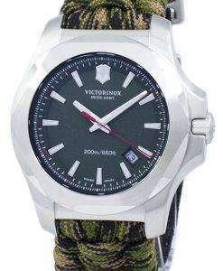 ビクトリノックス I.N.O.X. スイス軍クォーツ 200 M 241727 男性用の腕時計