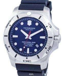 ビクトリノックス I.N.O.X. スイス軍プロのダイバー 200 M クオーツ 241734 メンズ腕時計