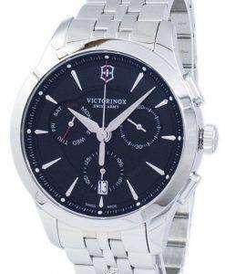 ビクトリノックス アライアンス スイスアーミー クロノグラフ クォーツ 241745 メンズ腕時計