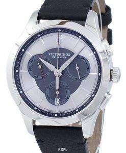 ビクトリノックス アライアンス スイスアーミー クロノグラフ クォーツ 241748 メンズ腕時計