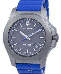 I.N.O.X. チタン クオーツ 200 M 241759 ビクトリノックススイスアーミーメンズの時計
