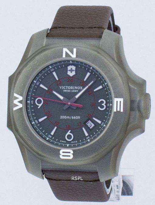 I.N.O.X. チタン クオーツ 200 M 241779 ビクトリノックススイスアーミーメンズの時計