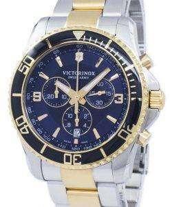 ビクトリノックス マーベリック スイスアーミー クロノグラフ タキメーター石英 241791 メンズ腕時計