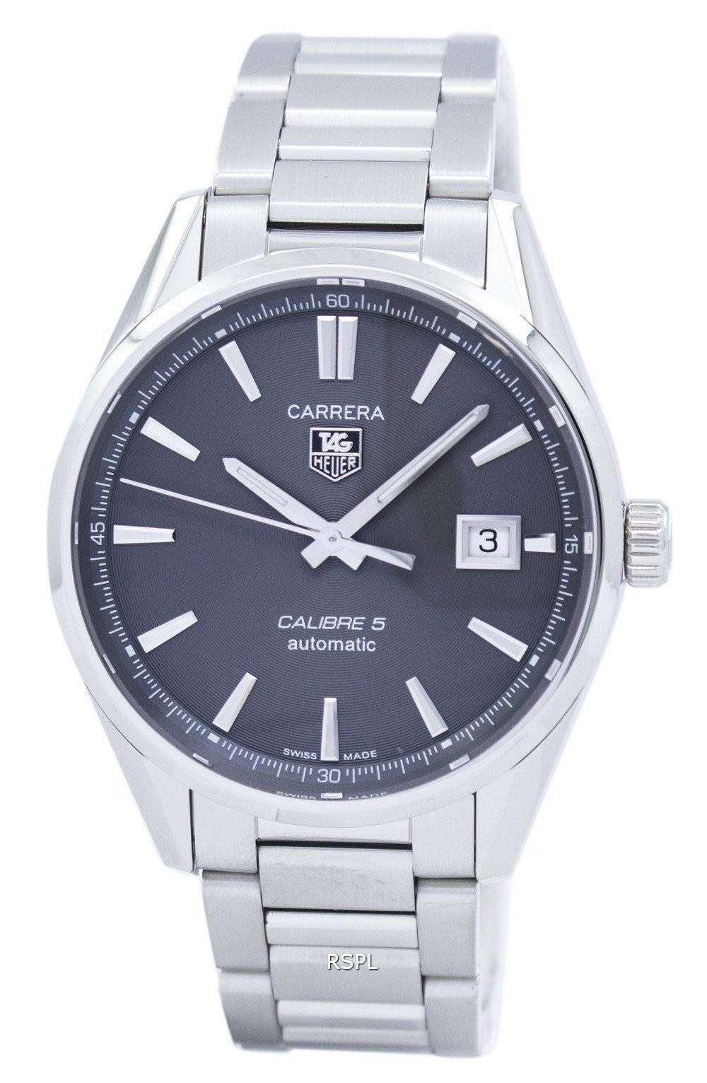 タグ ・ ホイヤー カレラ自動 WAR211C。BA0782 メンズ腕時計
