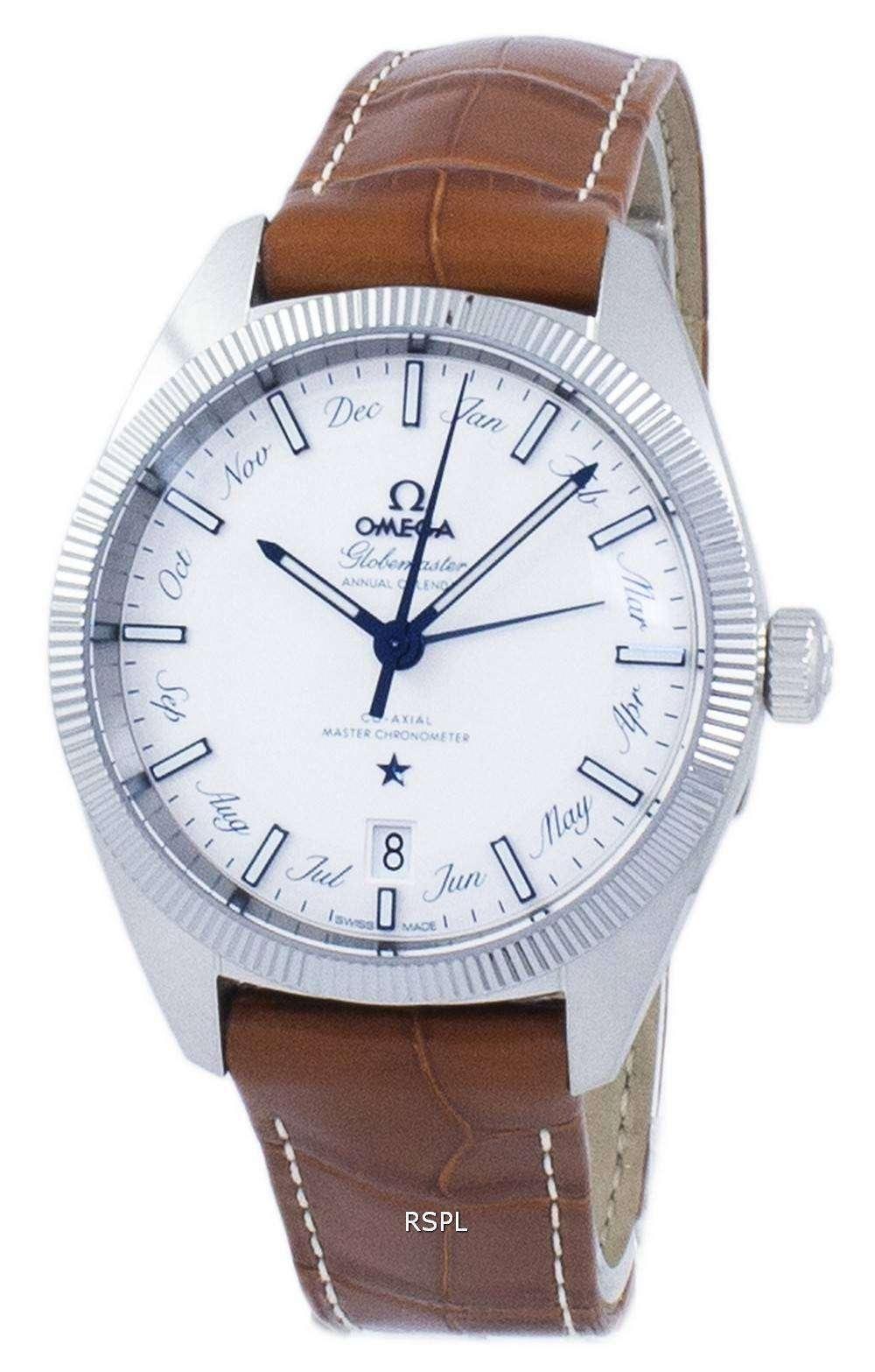 オメガ コンステレーション グローブ マスター コーアクシャル年間カレンダー自動 130.33.41.22.02.001 メンズ腕時計