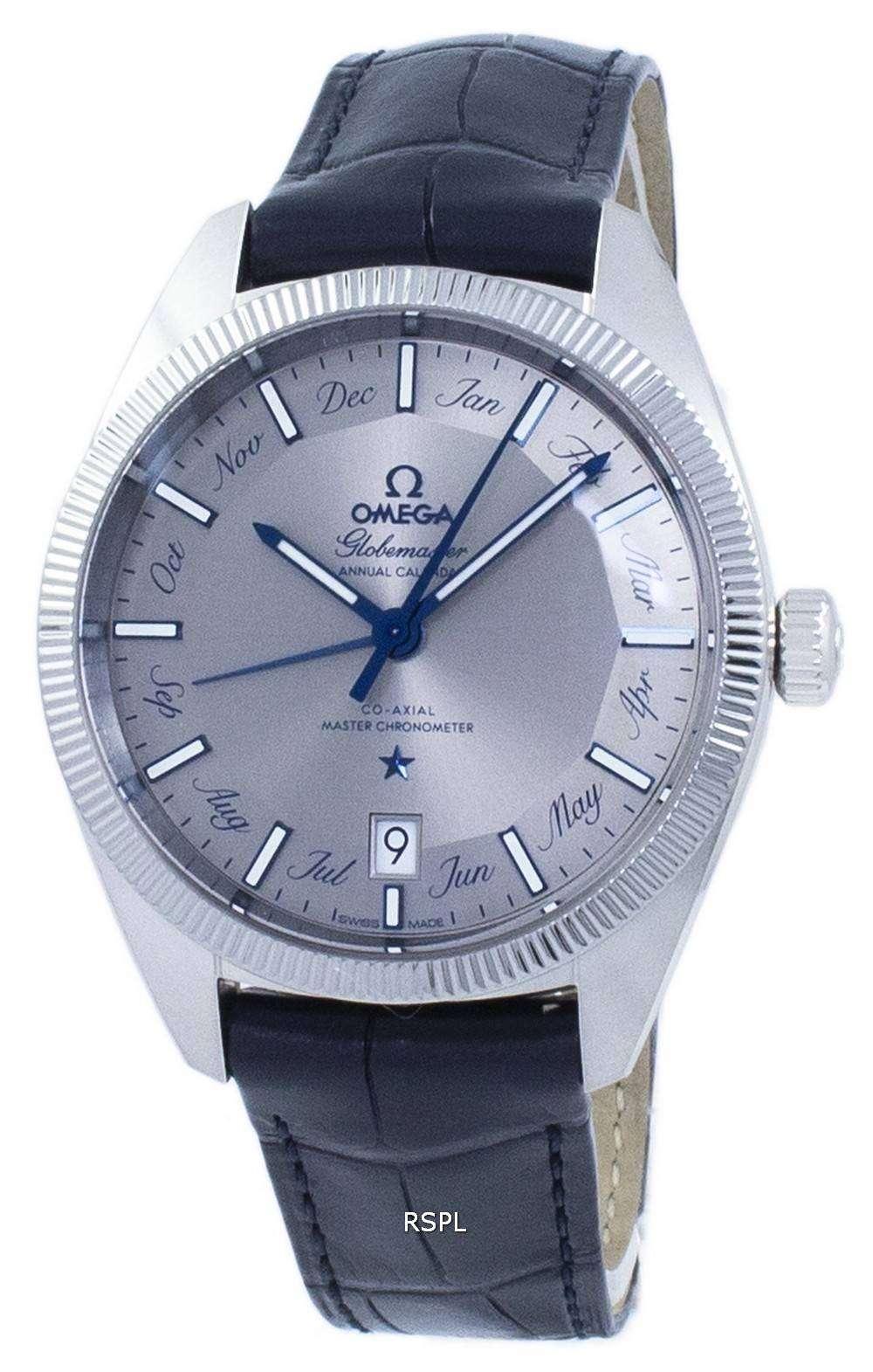 オメガ コンステレーション グローブ マスター年次カレンダー自動 130.33.41.22.06.001 メンズ腕時計