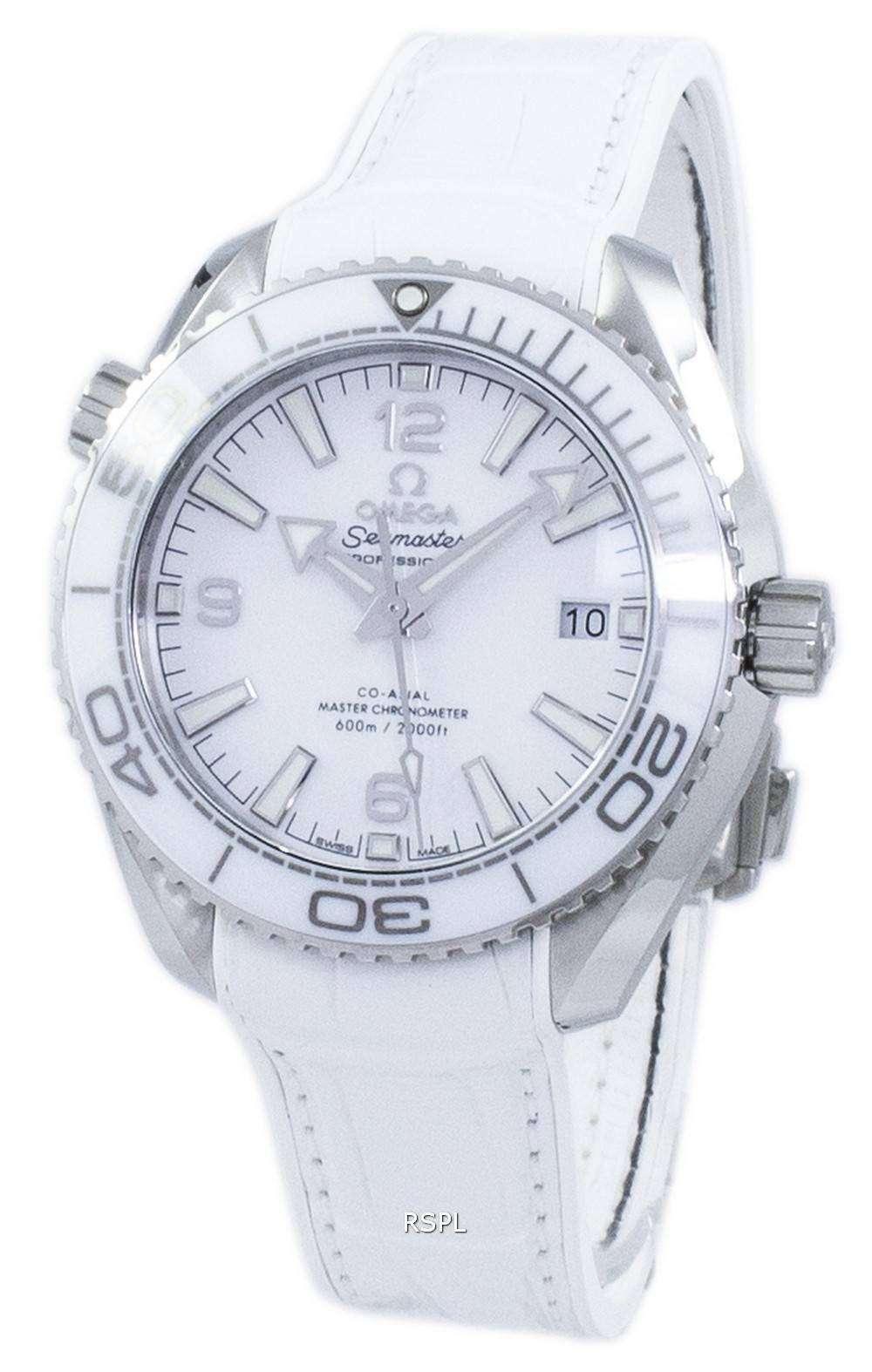 オメガ シーマスター プラネット オーシャン マスター コーアクシャル自動 215.33.40.20.04.001 メンズ腕時計