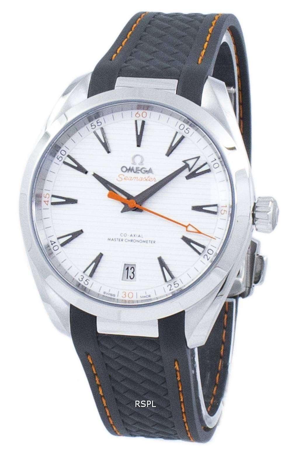オメガ シーマスター アクアテラ コーアクシャル マスター自動 220.12.41.21.02.002 メンズ腕時計