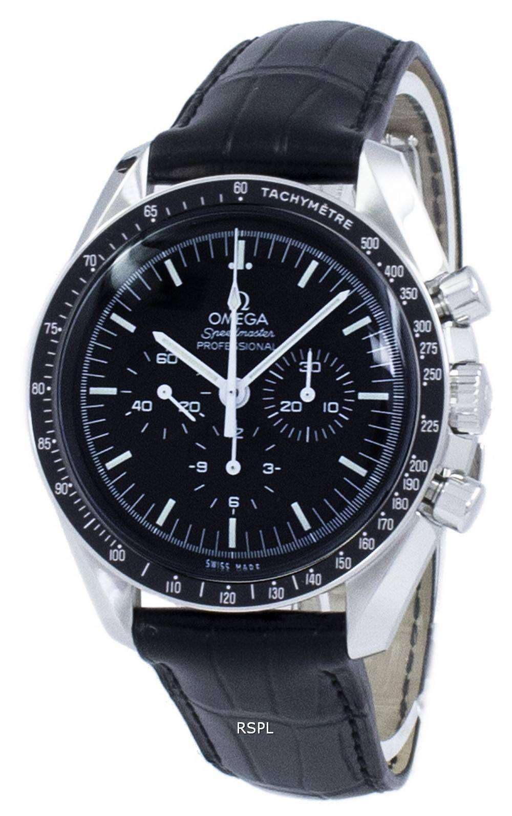 オメガ スピード マスター プロフェッショナル Moonwatch クロノグラフ 311.33.42.30.01.001 メンズ腕時計