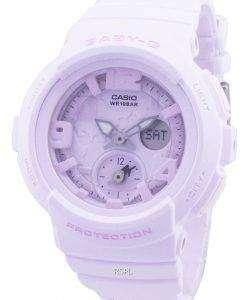 カシオベビー-G 世界時間アナログ デジタル BGA 190BC 4B BGA190BC4B レディース腕時計