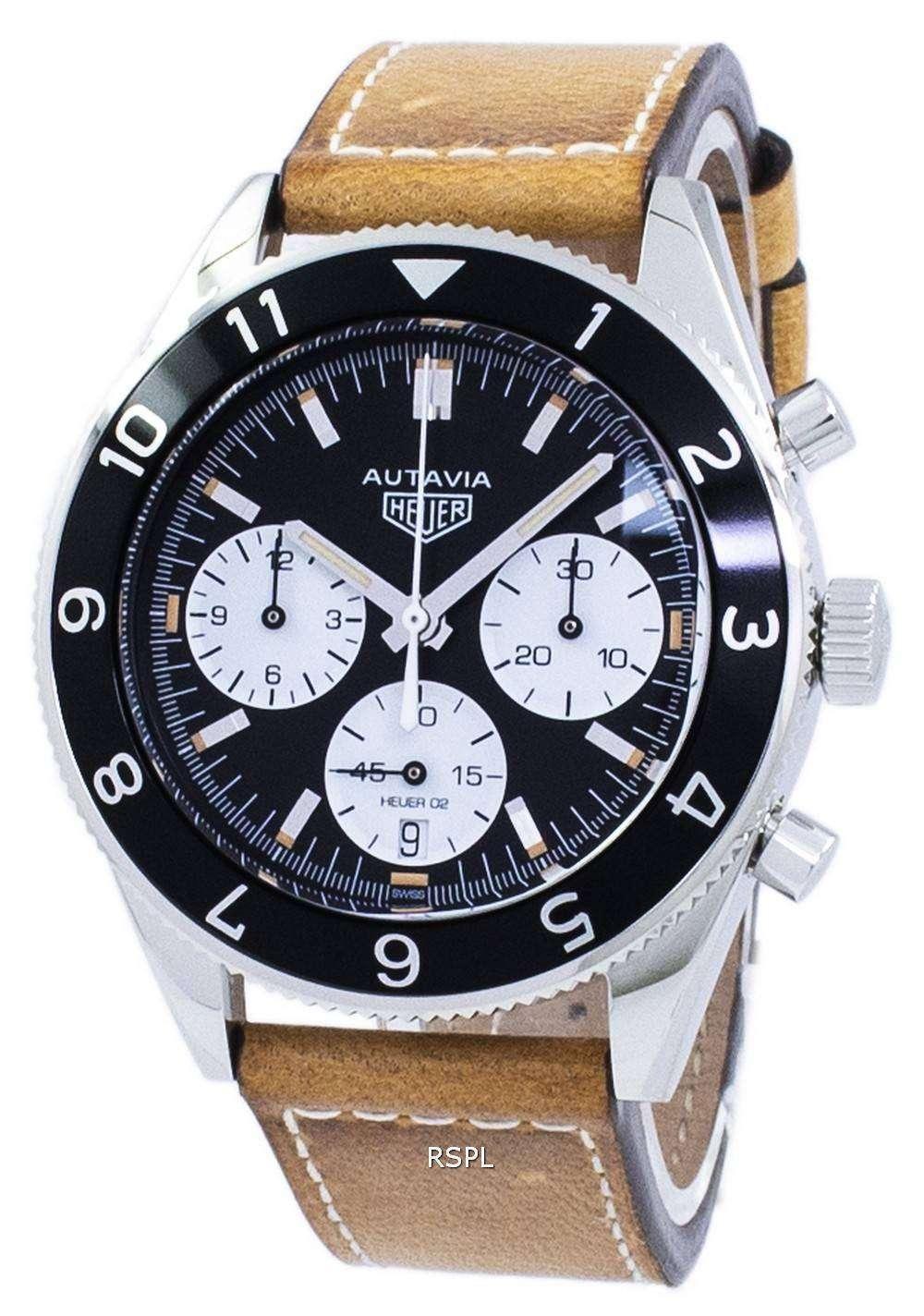 タグ ・ ホイヤー オータビア ヘリテージ クロノグラフ自動 CBE2110。FC8226 メンズ腕時計