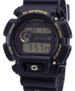 カシオ照明 G ショック クロノグラフ デジタル DW 9052GBX 1A9 DW9052GBX1A9 メンズ腕時計