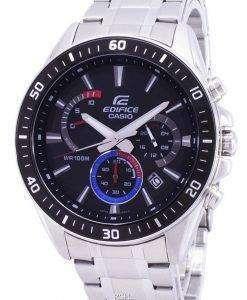 カシオ エディフィス クロノグラフ クォーツ EFR 552D-1 a 3 EFR552D1A3 メンズ腕時計
