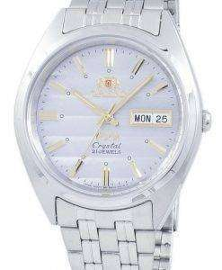 オリエント星クリスタル自動 FAB0000DK9 メンズ腕時計