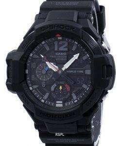 カシオ G ショック Gravitymaster ツイン センサー世界時間 GA 1100 1A1 GA1100 1A1 メンズ腕時計