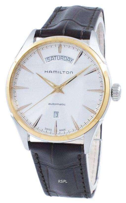 ハミルトン ジャズ マスター自動 H42525551 メンズ腕時計