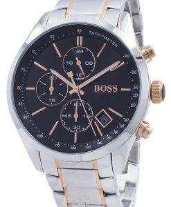 ヒューゴ ボス グランド グランプリ クロノグラフ タキメーター石英 1513473 メンズ腕時計