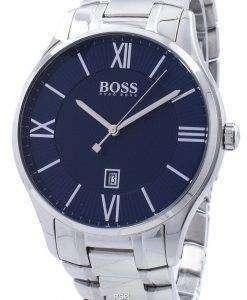 ヒューゴ ボス知事クラシック クォーツ 1513487 メンズ腕時計