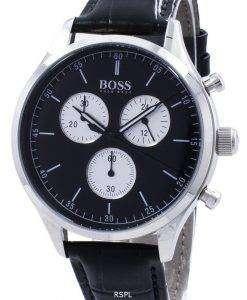 ヒューゴ ボス仲間クロノグラフ クォーツ 1513543 メンズ腕時計
