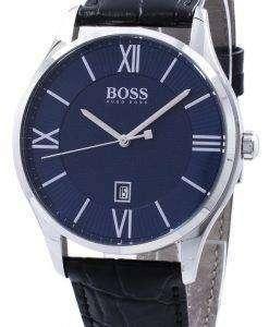 ヒューゴ ボス知事石英 1513553 メンズ腕時計