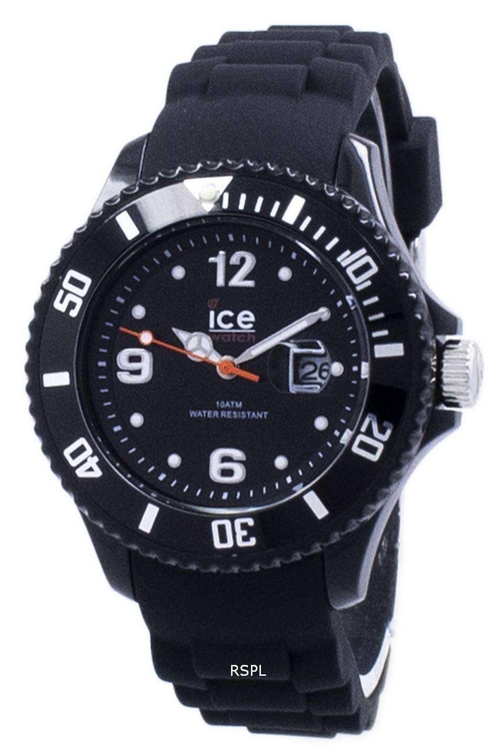 氷永遠に小さな Sili 石英 000123 レディース腕時計