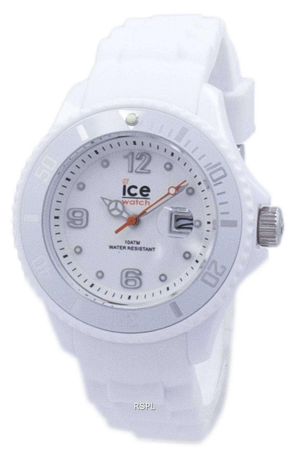 氷永遠に小さな Sili 石英 000124 レディース腕時計