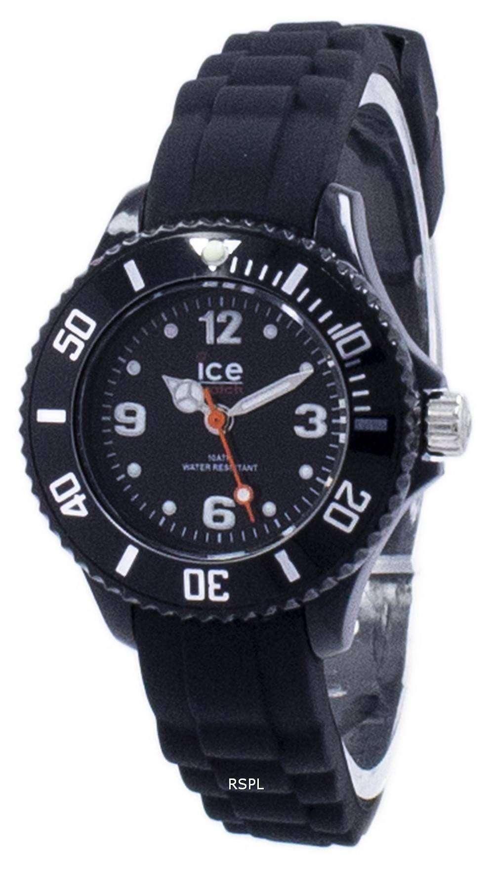 氷永遠に余分な小さな石英 000789 子どもの腕時計