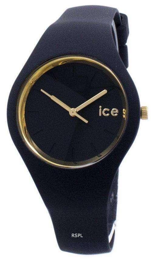 氷のグラムの小さな石英 000982 レディース腕時計