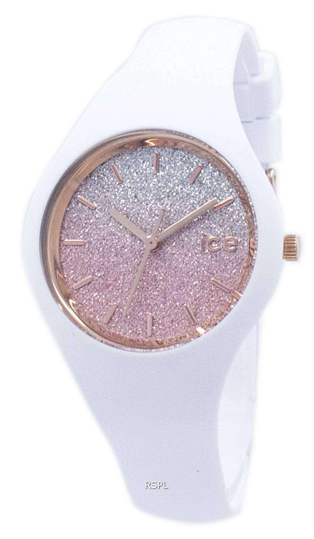 氷の LO 小さな石英 013427 レディース腕時計