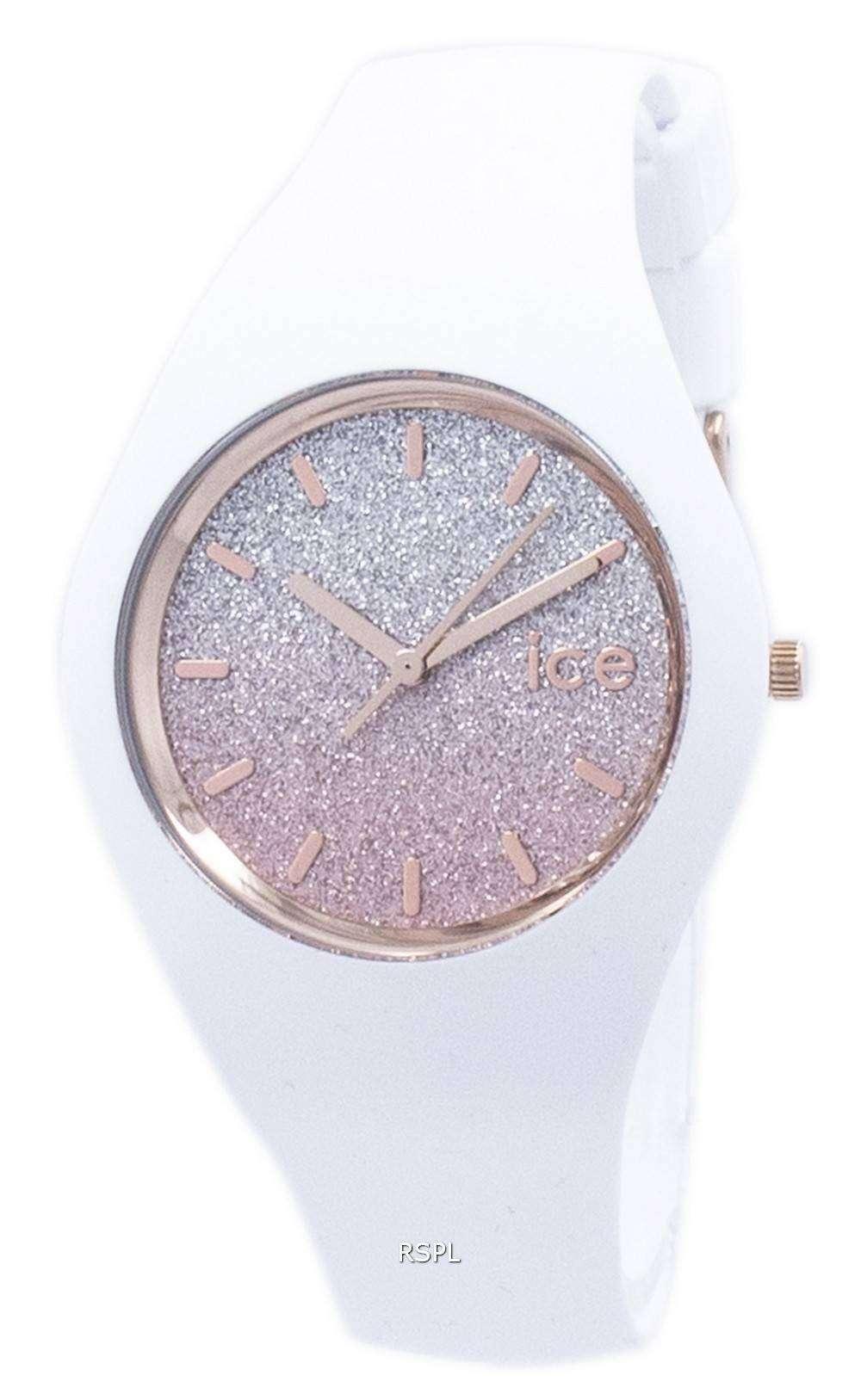 LO を氷中の石英 013431 レディース腕時計