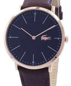 ラコステ月アナログ クオーツ 2010871 メンズ腕時計