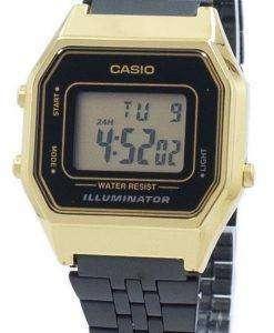 カシオ ヴィンテージ照明アラーム デジタル LA680WEGB 1A レディース腕時計