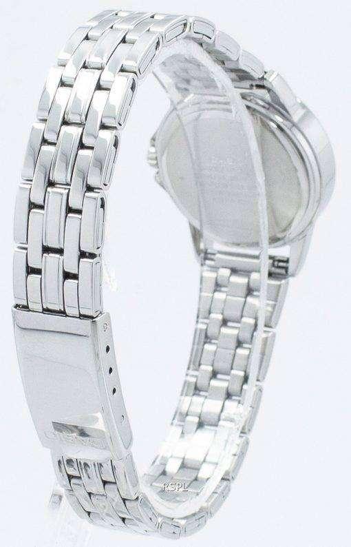 カシオ Enticer アナログ クオーツ LTP 1391 D 4A2V LTP1391D 4A2V レディース腕時計