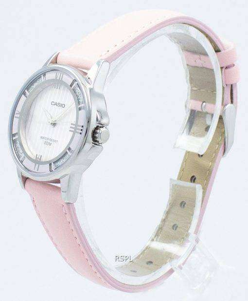 カシオ Enticer アナログ クオーツ LTP 1391 L 4A2V LTP 1391 L 4A2V レディース腕時計
