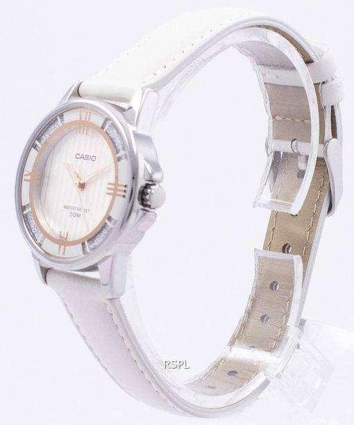 カシオ Enticer アナログ クオーツ LTP 1391 L 7A2V LTP1391L 7A2V レディース腕時計