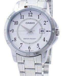カシオ アナログ クオーツ 7 b LTP-V004D LTPV004D-7B レディース腕時計